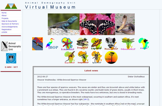 VM home-page
